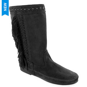 Minnetonka Luna Fringe Boot (Women's)