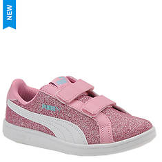PUMA Smash Glitz Glamm V PS (Girls' Toddler-Youth)
