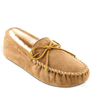 Minnetonka Sheepskin Softsole Moccasin (Men's)