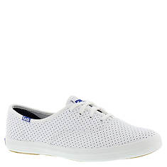 Keds Champion Retro Court Perf Lthr (Women's)