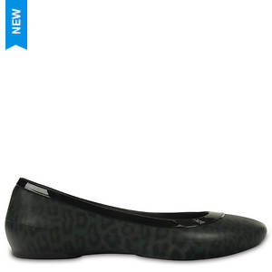 Crocs™ Lina Shiny Flat (Women's)