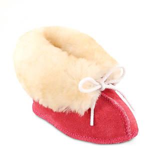 Minnetonka Sheepskin Bootie (Girls' Infant-Toddler)