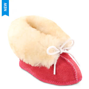 Minnetonka Sheepskin Bootie (Girls' Infant-Toddler)