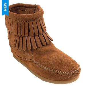 Minnetonka Double Fringe Bootie (Girls' Infant-Toddler)