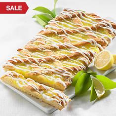 Ribbon Pastry - Lemon