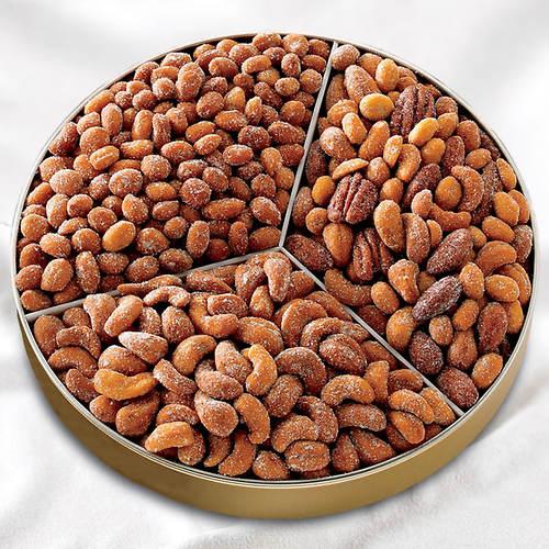 Honey Nut Trio