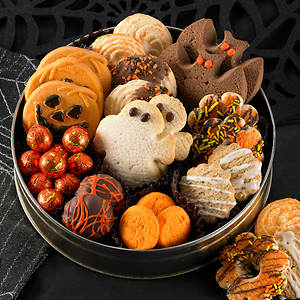 Halloween Cookie Assortment