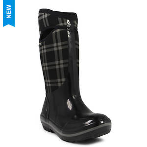 BOGS Plimsoll Plaid Tall (Women's)