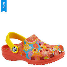 Crocs™ Classic Fruit Clog (Girls' Infant-Toddler-Youth)