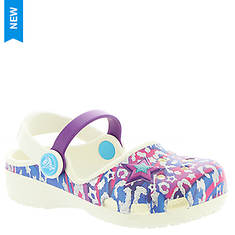 Crocs™ Karin Novelty Clog (Girls' Infant-Toddler-Youth)