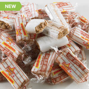 Sugar Free Crunchy Peanut Butter Bars