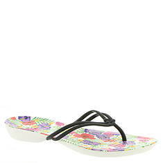 Crocs™ Isabella Graphic Flip (Women's)