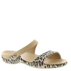 Crocs™ Cleo V Graphic (Women's)