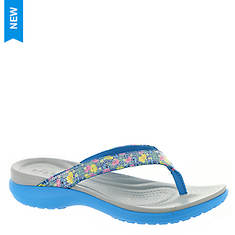 Crocs™ Capri V Graphic Sequin Flip (Women's)