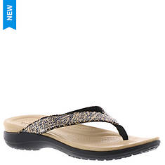 Crocs™ Capri V Graphic Sequin Flip (Women's)