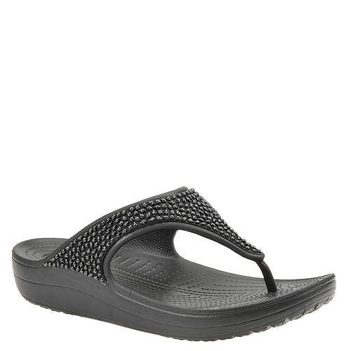 Crocs™ Sloane Embellished Flip (Women's)
