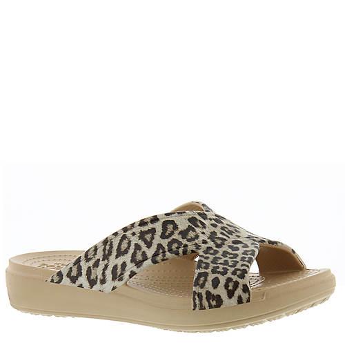 Crocs™ Sloane Graphic X-Strap (Women's)