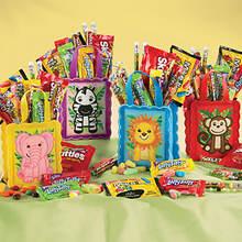 Sweet Safari Treasure Bags