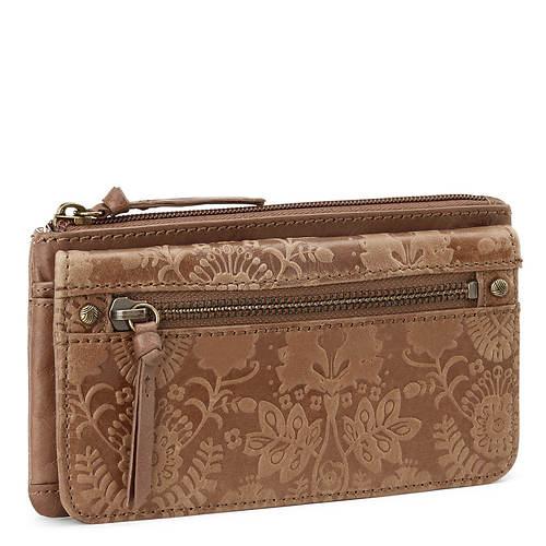 The Sak Sanibel Flap Wallet
