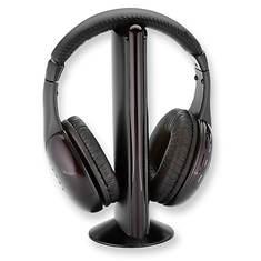 5-in-1 Net Chat Wireless Headset