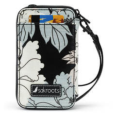 The Sakroots Artist Circle Smartphone Wristlet