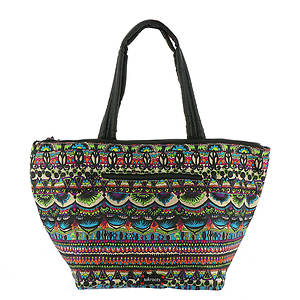 The Sakroots Artist Circle Kota Nylon Tote