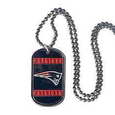 NFL Tag Necklace by Quality Gold