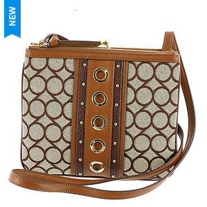 Nine West Jaya Crossbody Jacquard Bag