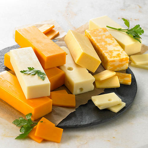 Natural Cheese Collection - Six-Pack