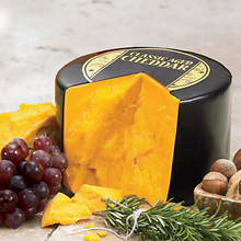 Wisconsin's Classic Aged Cheddar