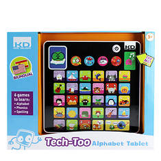 Kidz Delight Smooth Touch Alphabet Tablet