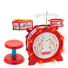 Fisher Price Big Bang Drum Set with Lights