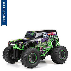 New Bright 1:15 R/C Jam Grave Digger