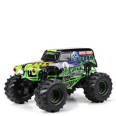 New Bright 1:10 R/C  Grave Digger