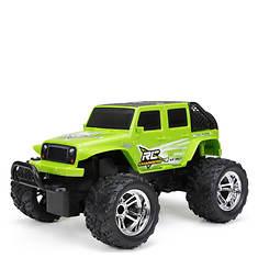 New Bright 1:18 R/C Jeep Wrangler