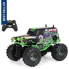 New Bright 1:24 R/C Grave Digger