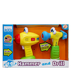 Kidz Delight Hammer and Drill