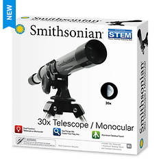 Smithsonian 30X Telescope/Monocular - Opened Item