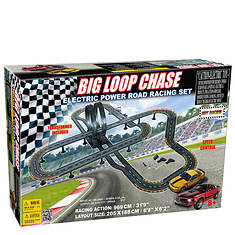 Golden Bright Big Loop Mustang Racing Set