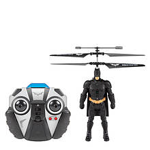 World Tech Batman DC Comic Helicopter