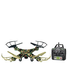 World Tech Striker Camo 2.4GHz Spy Drone