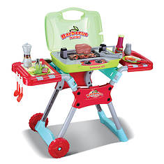 World Tech Kid's BBQ 20 Piece Playset