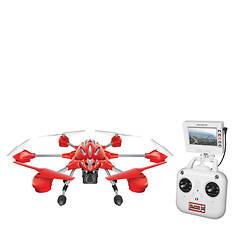 World Tech Alpha 2.4GHz Camera Spy Drone