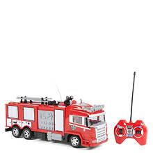 World Tech Fire Rescue RC Fire Truck