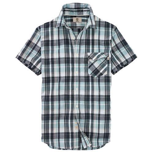 Timberland SS Still River CoolMax Plaid Shirt