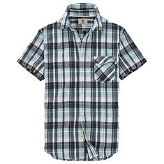 Timberland SS Still River CoolMax Plaid Shirt