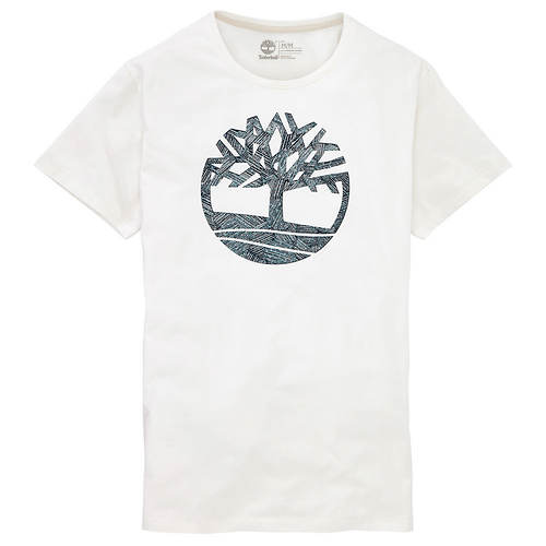 Timberland SS Kennebec River Pattern Tree Tee