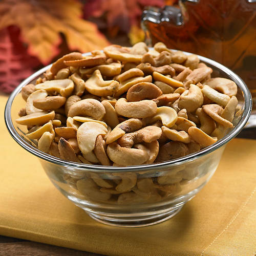 Maple Bacon Cashews