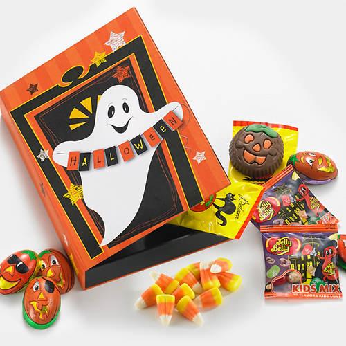 Halloween Sweets Greeting Card