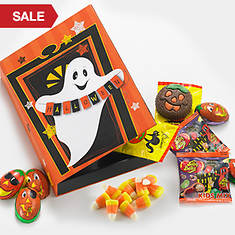 Halloween Sweets Greeting Card